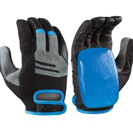 Sector 9 Sector 9- Dash- Blue- Lrg/XL- Slide Gloves