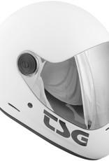 TSG TSG- Pass- Full Face- Satin White- Small- Helmet