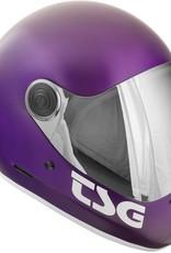 TSG TSG- Pass- Full Face- Satin Purple- Large- Helmet