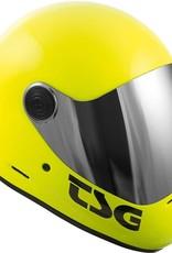 TSG TSG- Pass- Full Face- Acid Yellow- Medium- Helmet