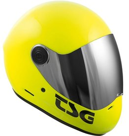 TSG TSG- Pass- Full Face- Acid Yellow- Medium- Helmet