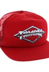 Thrasher Thrasher- Diamond Emblem- Mesh- Red- Hat