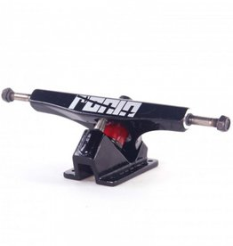 Ronin Ronin- Cast Trucks- Black and Black- 160mm- 42.5 degree