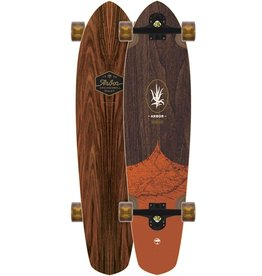 Arbor Arbor- Mission- Groundswell- 35 inch- Complete