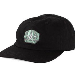 Alien Workshop Alien Workshop- OG Logo- Black- Hat