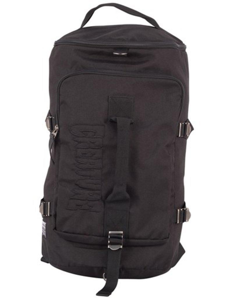Creature Creature- Hesh Tour- Duffle Bag- Black- Back Pack