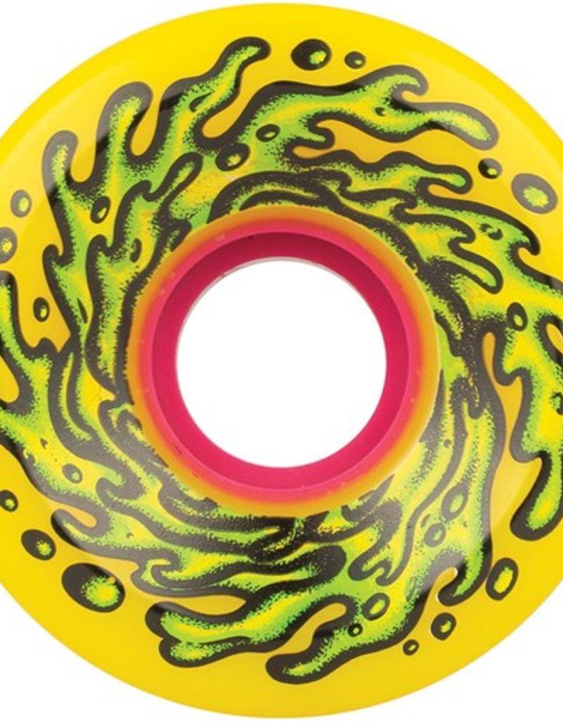 Santa Cruz Santa Cruz- Slime Balls- OG Slime Yellow- 78a- 60mm- Wheels