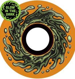 Santa Cruz Santa Cruz- Slime Balls- OG Slime Orange Glow- 78a- 60mm- Wheels