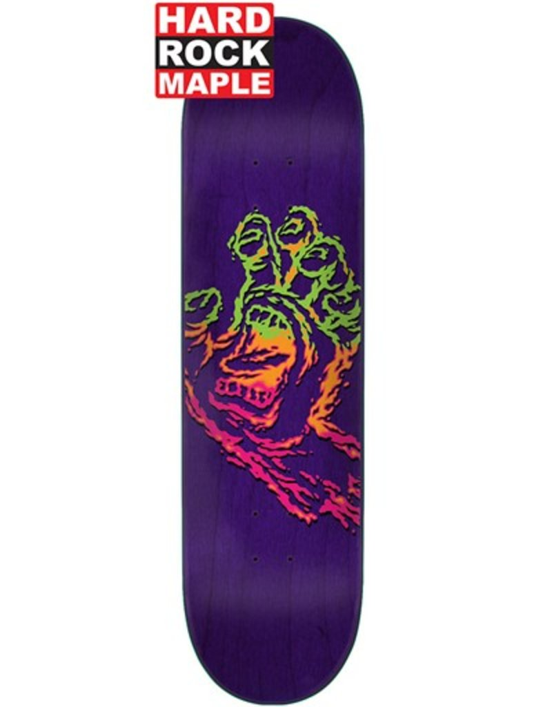 "Santa Cruz Santa Cruz- Throwdown Hand- 7.75"" x 31.4""- Decks"