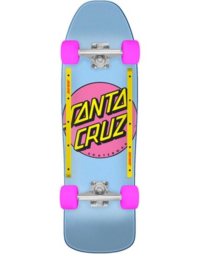 "Santa Cruz Santa Cruz- Other Dot- 9.35"" x 31.7""- Complete"