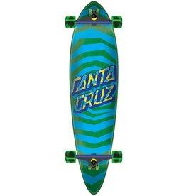 "Santa Cruz Santa Cruz- Illusion Dot- 9.58"" x 39""- Complete"