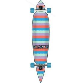 "Santa Cruz Santa Cruz- Colored Strip- 9.35"" x 43.59""- Complete"