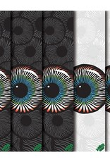 MOB MOB- Graphic Grip- Eye See You- 9 x 33 in Sheet- Grip Tape