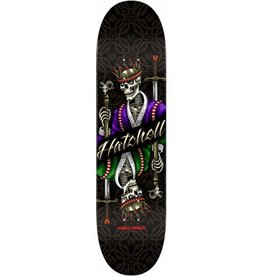 Powell Peralta Powell Peralta- Flight- Ben Hatchell King- 249- 8.5 x 32.08 in- Deck