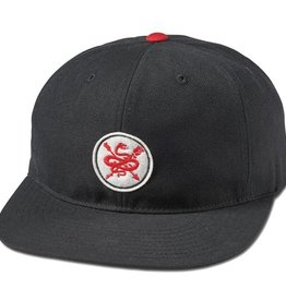 Primitive Primitive- Serpent- Snapback- Black/Red- Hat