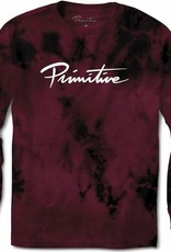 Primitive Primitive- Nuevo Crystal Wash- Men's- Long Sleeve Shirt