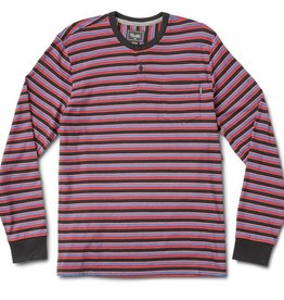Primitive Primitive- Drake Henley- Long Sleeve Shirt- Men's