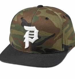 Primitive Primitive- Dirty P- Snapback- Camo- Hat