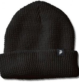 Primitive Primitive- Dirty P Waffle Two-Fer- Black- Beanie