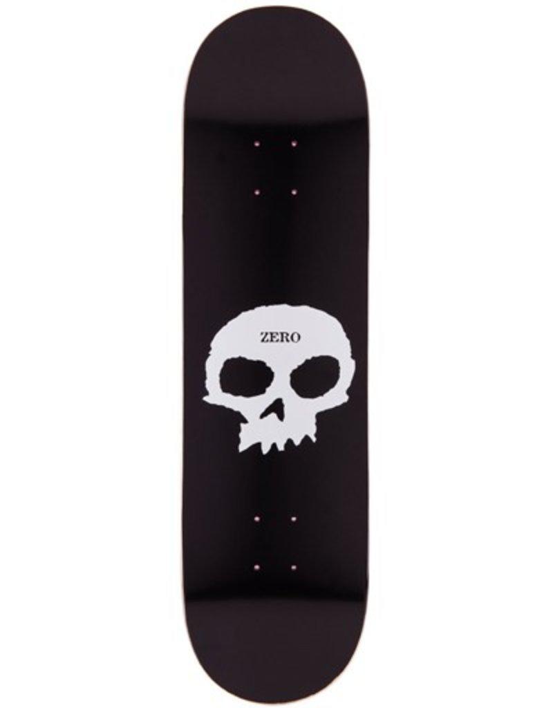 """Zero Zero- Brockman Skull- Duraslick- 8.25""""- Deck"""