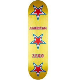 "Zero Zero- American Zero- Yellow- 8.625""- Deck"