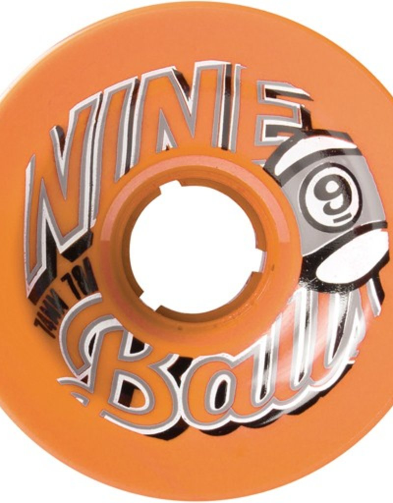 Sector 9 Sector 9- Nineballs- 74mm- 78a- Orange- Wheels