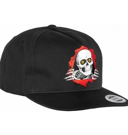 Powell Peralta Powell Peralta- Ripper 2- Snapback- Black- Hat