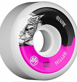 Bones Bones- Miller Guilty Cat II- 56mm- P5 Shape- Skatepark Formula- Wheels
