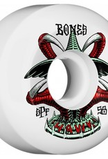 Bones Bones- Hawk Talon- 58mm- P5 Shape- Skatepark Formula- Wheels