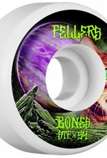 Bones Bones- Fellers Galaxy Cat- 52mm- V1 Shape- Street Tech Formula- Wheels