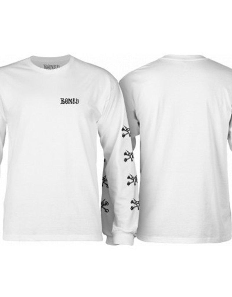 Bones Bones- Steve- Long Sleeve- Shirt