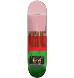 "Chocolate Chocolate- Don't Trip- Anderson- 8.125"" x 31.625""- Deck"