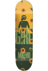 "Chocolate Girl- Sanctuary- Mike Mo- 8.125""- Deck"