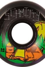 OJ OJ- Camp Schmitty Keyframe- Black Purple- 54mm- 87a- Wheels