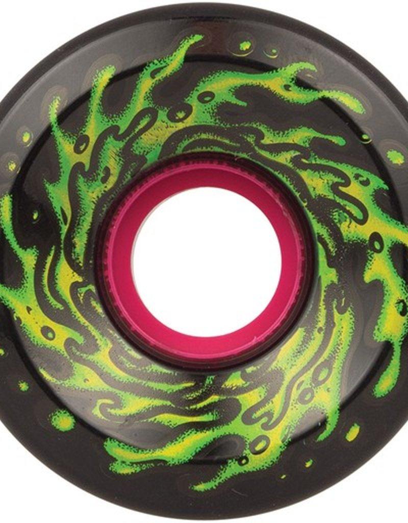 Santa Cruz Santa Cruz- Slime Balls- OG Slime Black - 78a- 60mm- Wheels
