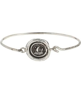 Pyrrha Light My Way Clasp Bracelet 7""