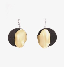 Anne Marie Chagnon Turna Earring Gold