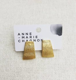 Anne Marie Chagnon Gold Capel Earring