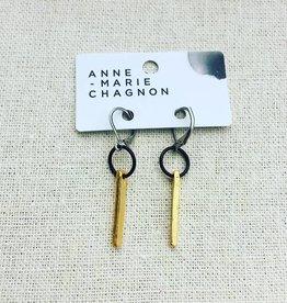 Anne Marie Chagnon Batim Earring Gold