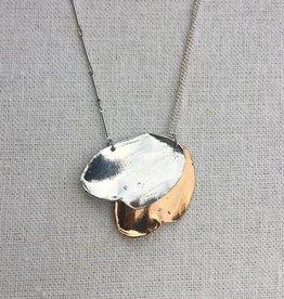 Anne Marie Chagnon Cesia Necklace Bronze