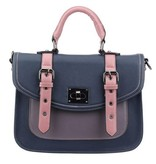 Pixie Mood Steph Bag- Pink and Navy
