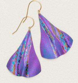Holly Yashi Holly Yashi Purple Sea Sprite Earrings