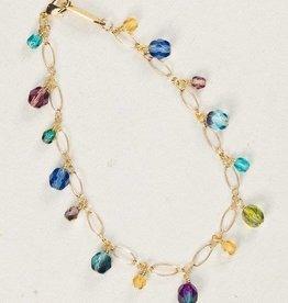 Holly Yashi Holly Yashi Rainbow Confetti Bracelet