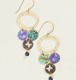 Holly Yashi Gold Daydream Earrings