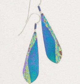 Holly Yashi Holly Yashi Marine Sea Mist Earrings