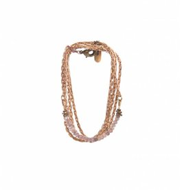 Hailey Gerrits Alder Wrap Bracelet/Necklace