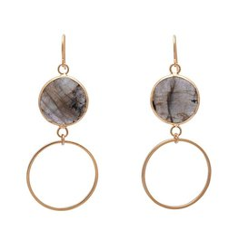 Sarah Mulder Moonlight Earrings