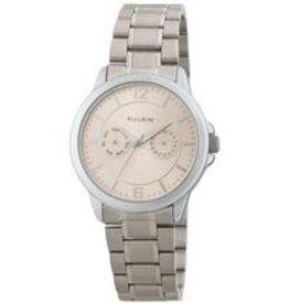 Pilgrim Pilgrim Silver Plated Watch