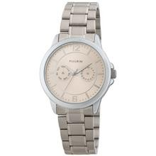 Pilgrim Pilgrim Silver Plated Watch