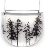 Black Drop Designs Black Drop Necklace Treescape